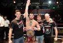 Iodice campione europeo di Kickboxing K1-Rules