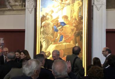 Poussin a Napoli, 5milapresenze a Donnaregina