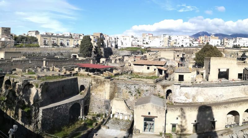 Scavi di Ercolano, un 2019 da record di visite