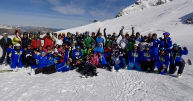 Roccaraso,tre giorni dedicata allo sport invernale