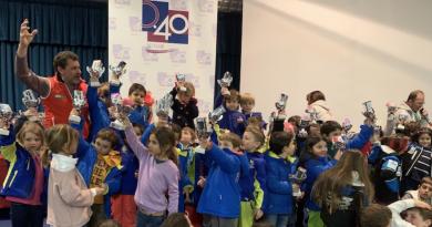 Weekend di gare per 600 piccoli atleti a Roccaraso