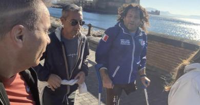 """Il """"leone di Ischia"""" alla Napoli City Half Marathon"""