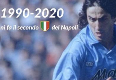 De Napoli: «Senza noi Diego non avrebbe vinto!»