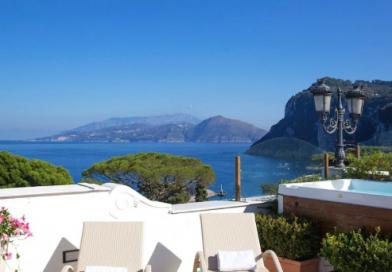 Rinasce sull'isola azzurra il Luxury Villa Excelsior