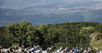 Il Giro d'Italia torna a Roccaraso, tappa sull'Aremogna
