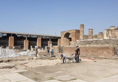 Indagini archeologiche al Foro di Pompei e al Capitolium