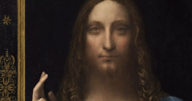 """Ritrovato a Napoli il """"Salvator Mundi"""""""