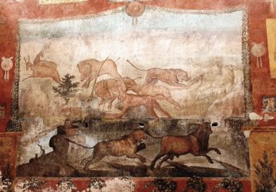 Pompei, torna il grande affresco della Casa dei Ceii