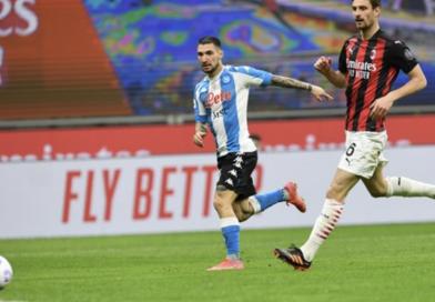 Il Napoli torna in corsa per la Champions