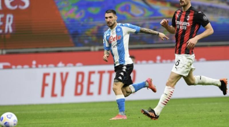 Calcio Napoli Politano