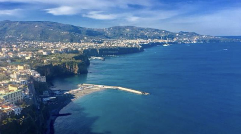 Sorrento costiera Amalfi