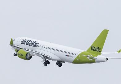 AirBaltic annuncia il volo Napoli-Riga