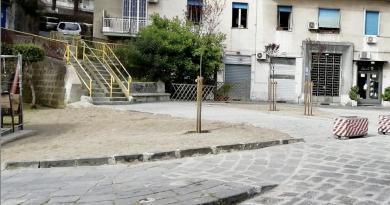 Piazza Leonardo, liberata dal cantiere