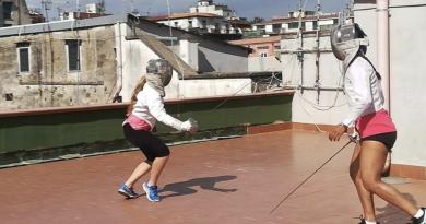 Chiara, la biologa napoletana che sogna le olimpiadi