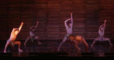 Danza Pompei