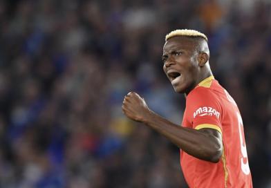 La V di Victor si erge su Leicester City