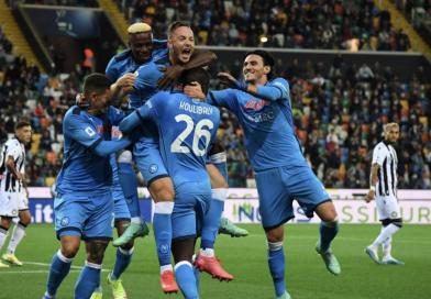 Napoli da impazzire, Udinese travolta