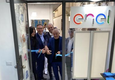 A Capri un nuovo Spazio Enel partner